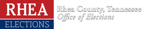 Rhea County Election Commission